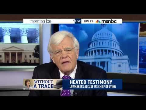 """Mark Halperin Calls Out Media Double Standard On IRS Story-Says story would be """"national obsession"""" under GOP administration-http://www.truthrevolt.org/news"""