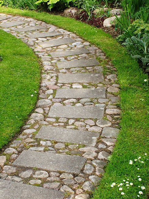 Photo of 40 Simply Amazing Walkway Ideas For Your Yard – Page 15 of 40 – Gardenholic