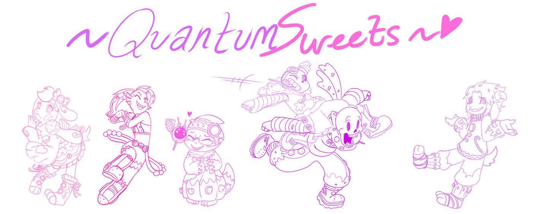 QuantumSweets: Precious Little Sweethearts by perfectshadow06.deviantart.com on @DeviantArt