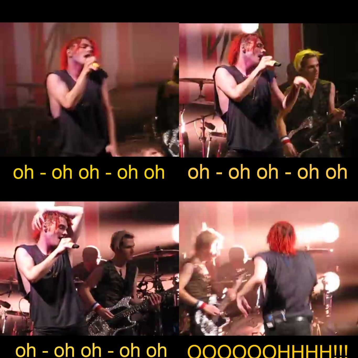 Destroya XD Gee is our sassy queen haha