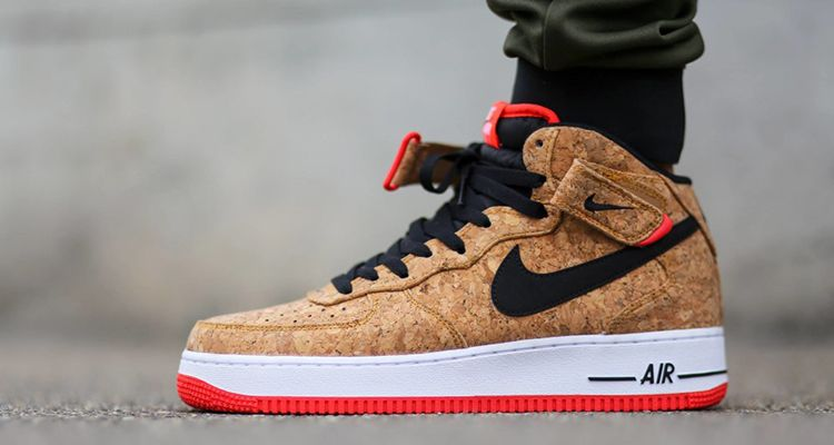 Nike-Air-Force-One-Mid-Cork-1 - WANT THIS