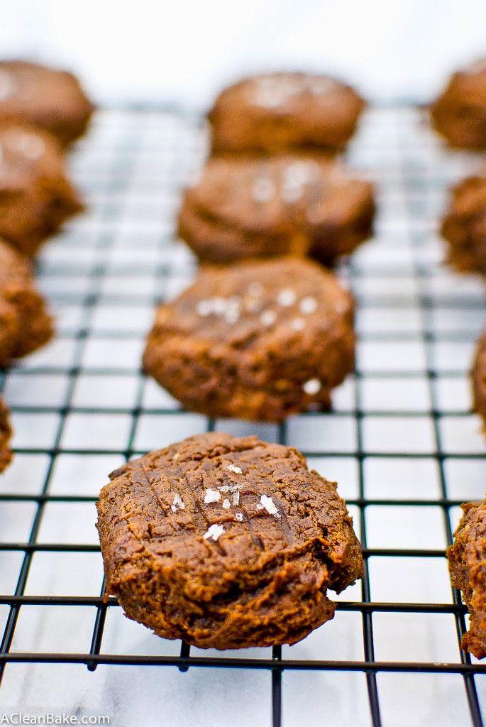 Fudgy 3 Ingredient Cookies Recipe Real Food Recipes Healthy
