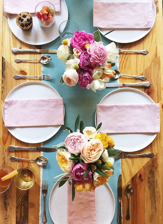 sc 1 st  Pinterest : luncheon table settings - pezcame.com