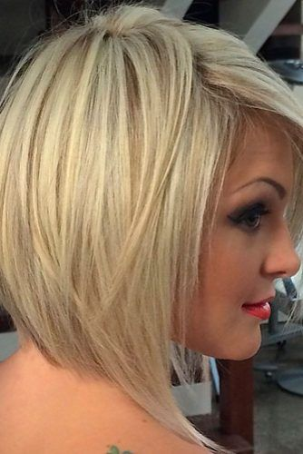 The Most Flattering 12 Haircuts For Square Faces Style