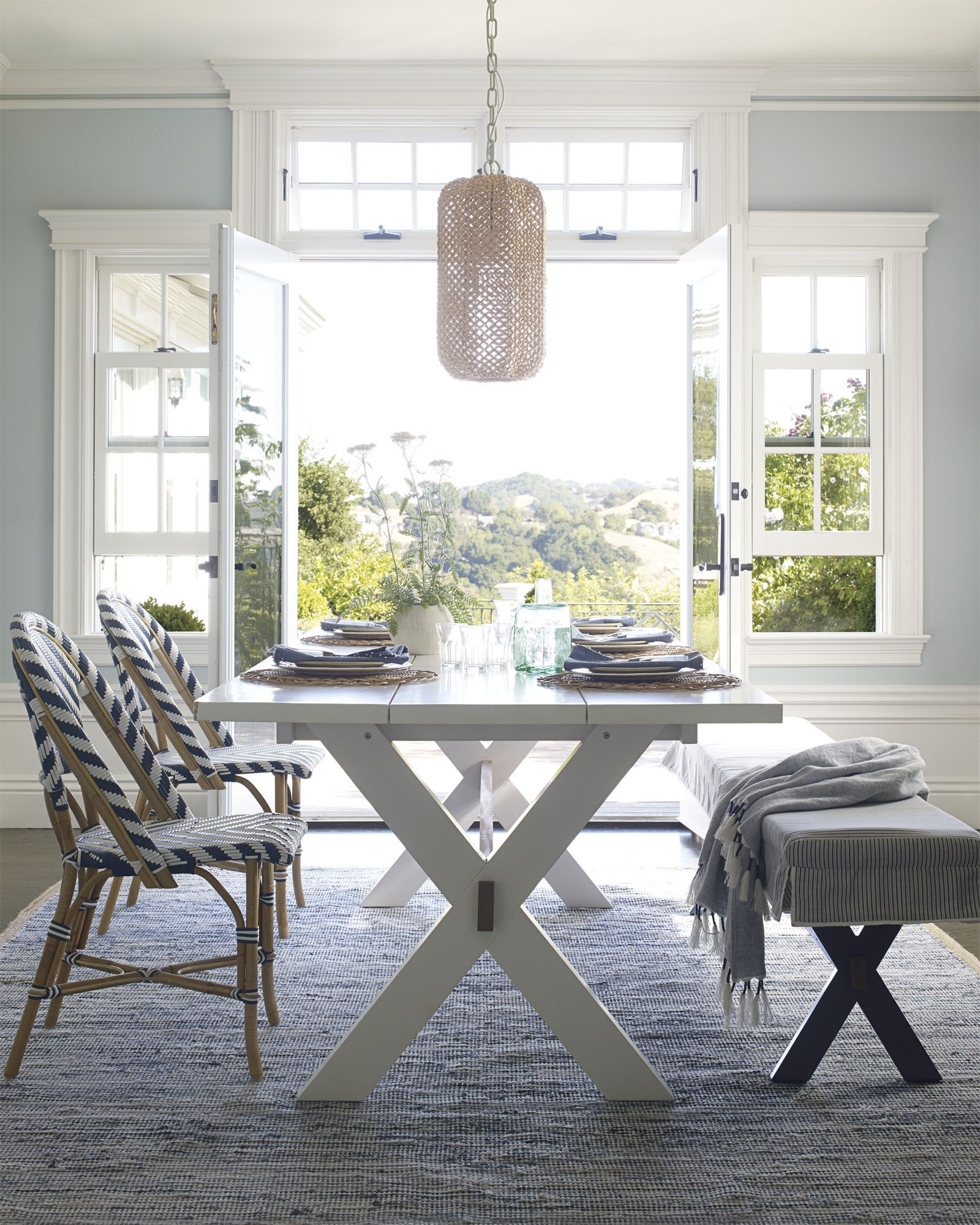 16 Absolutely Gorgeous Mediterranean Dining Room Designs: Home Decor, Beach House Decor, Dining
