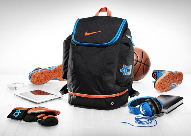 98c3d3a6ee70 Kevin Durant And Nike Finally Shows Us What s In The Backpack