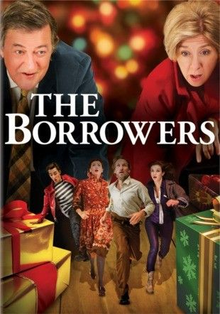The Borrowers - Arrietty Clock sneaks out one night and accidentally reveals her family's existence to the scheming Professor Mildeye, forcing themto go on the run into the big bad world. Can they outsmart Mildeye and return in home in time for Christmas?