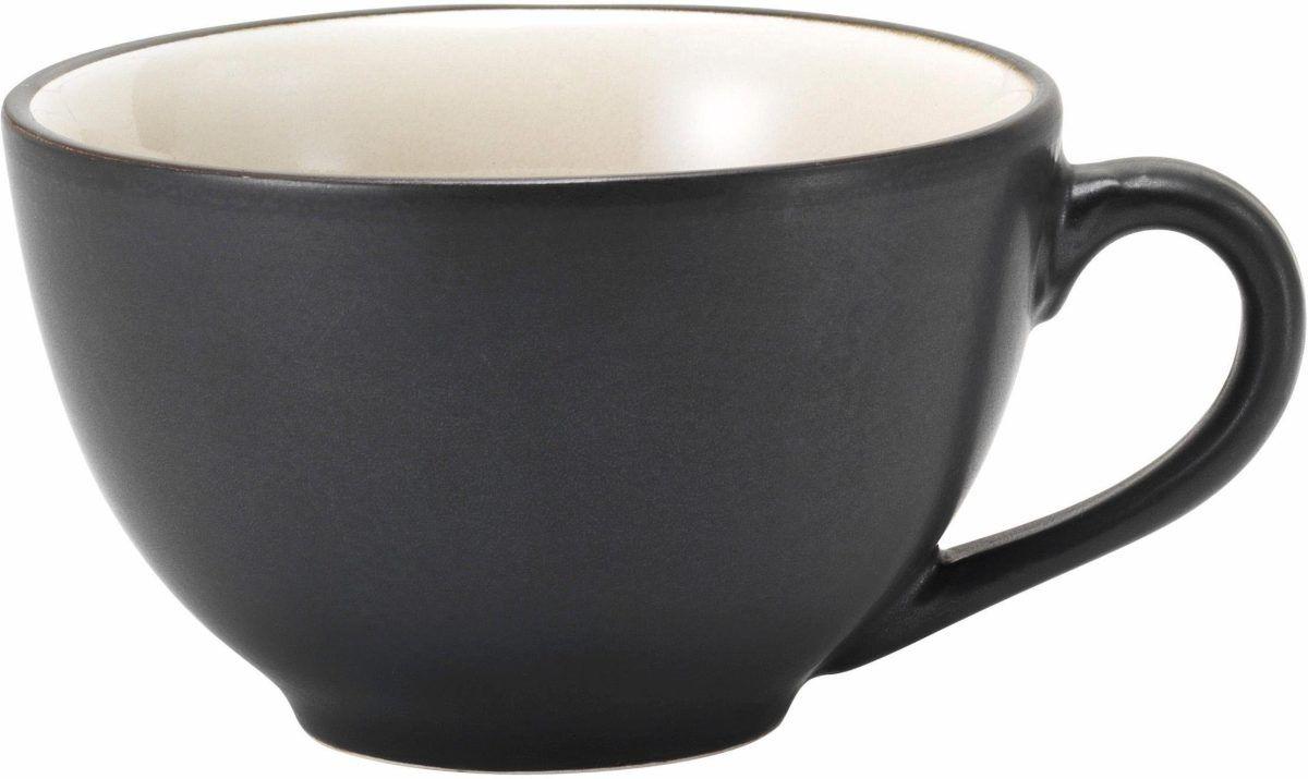 Kaffeetassen beige, »Elements«, spülmaschinengeeignet, VAN WELL ...