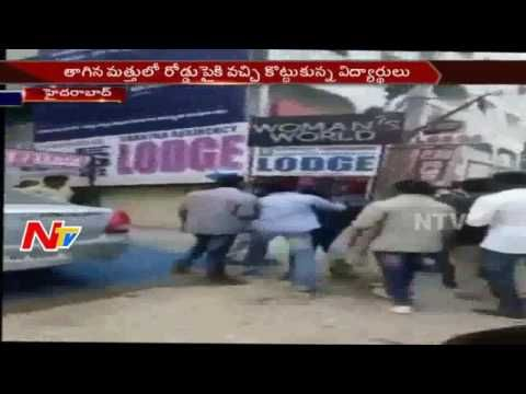 """https://t.co/bK7cxSlmnZ  Shocking News: College Freshers Party Leads to Fight 