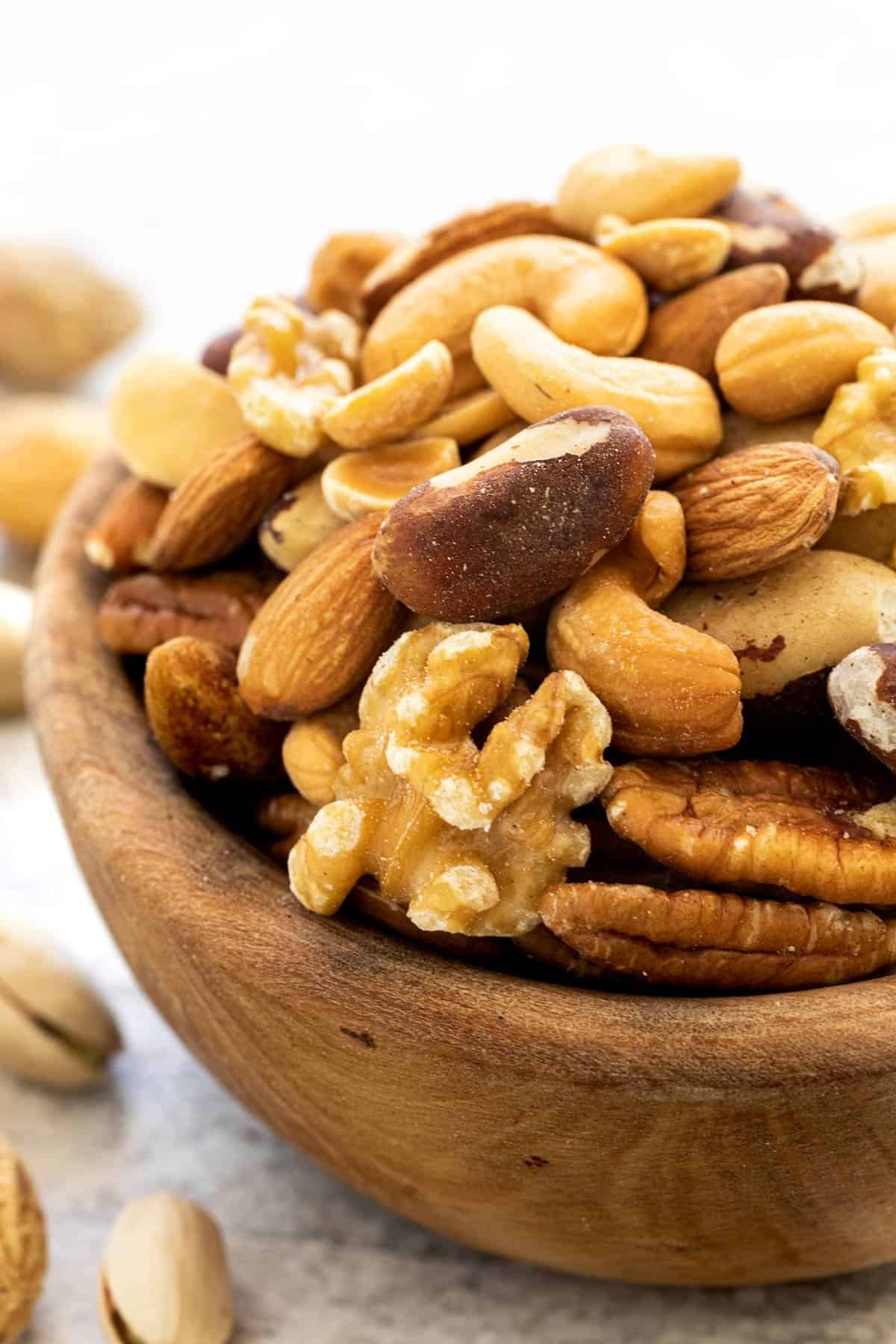 5 Health Benefits Of Nuts Jessica Gavin Food Allergies Usda Food Allergic Reaction To Food