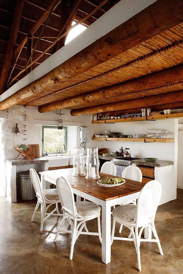 simple but perfectly stylish stone cottage - Stone Cottage Interiors