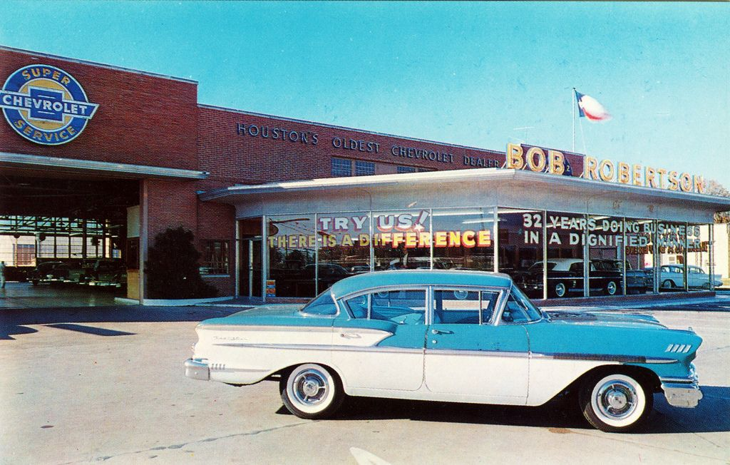 Bob Robertson Chevrolet Houston TX Chevrolet Bel Air And Sedans - Chevrolet dealer in houston tx
