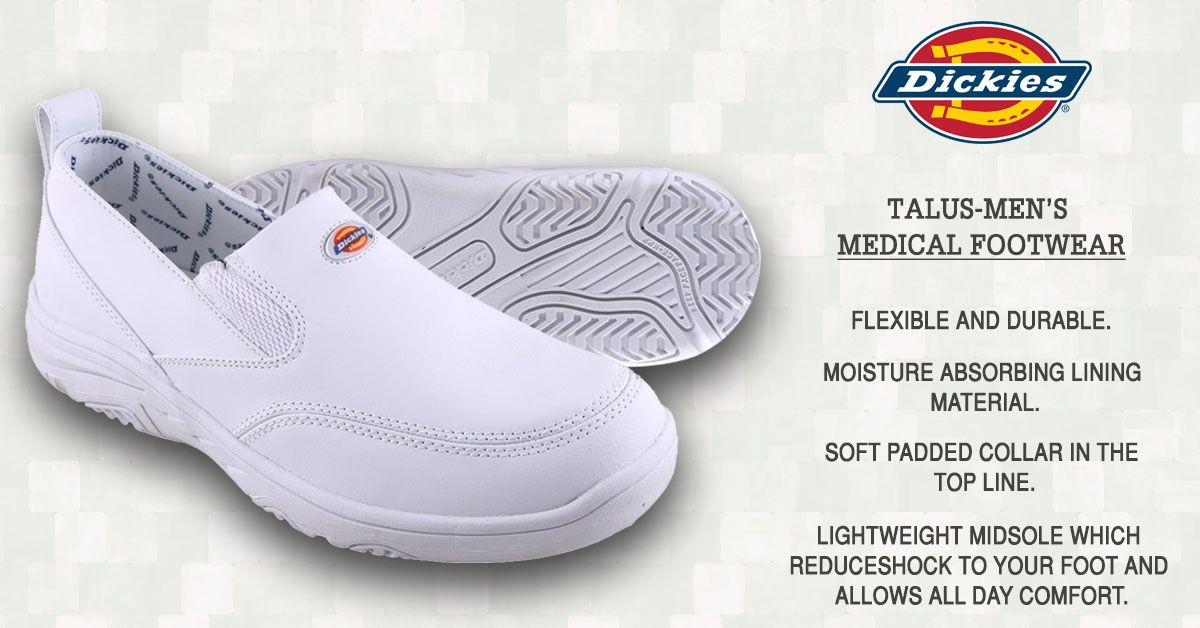 ad76495139c Medical footwear designed specifically for Medical professionals by  Dickies