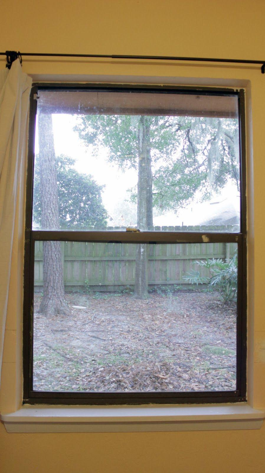 Interior window frames - Salvaged Spaces Diy Wooden Window Frames
