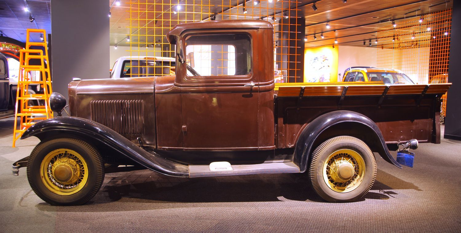 trunk seat ford pickup 1932 - Google zoeken | Hot Rods for Hubby ...