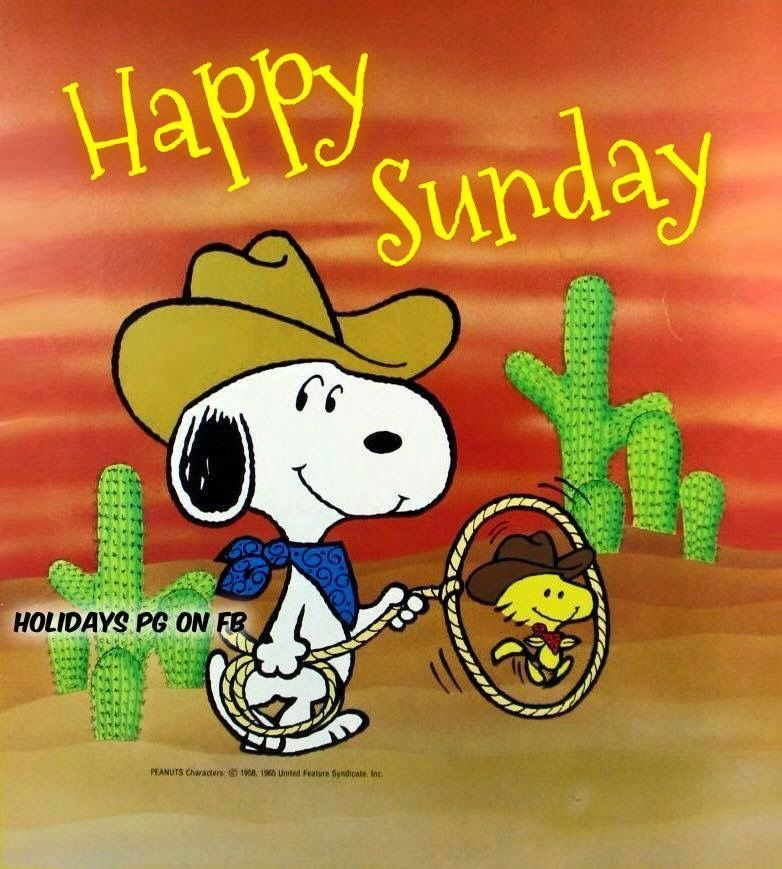 Good Morning Snoopy Quotes : Snoopy happy sunday image good morning