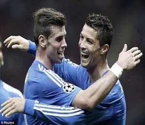 Real Star Ronaldo Pumps In 21st Hat Trick As Madrid Trounces Galatasaray 6 1 Ronaldo Cristiano Ronaldo Christiano Ronaldo
