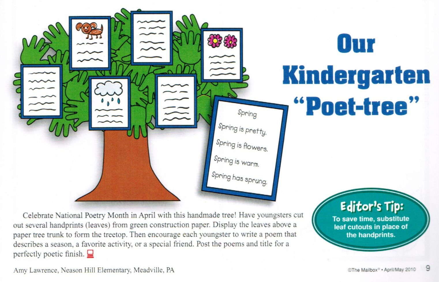 Celebrate National Poetry Month In April With This