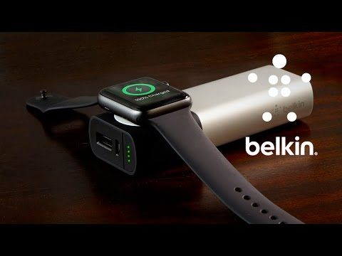 Introducing the first ever belkin Valet Charger™ Power