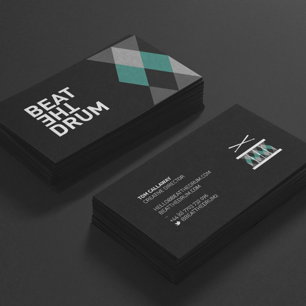 Business Cards Black crop 2.jpg (1000×1000) | Business Cards ...
