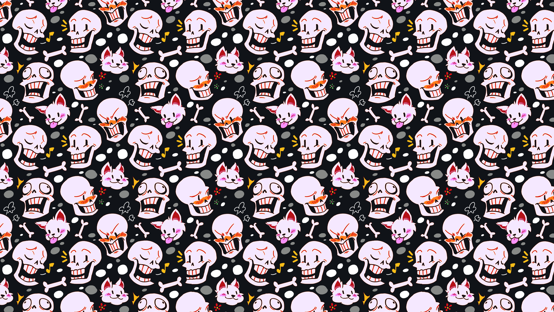 Video Game Undertale Papyrus Undertale Annoying Dog Undertale Wallpaper In 2020 Undertale Desktop Wallpaper Wallpaper Backgrounds