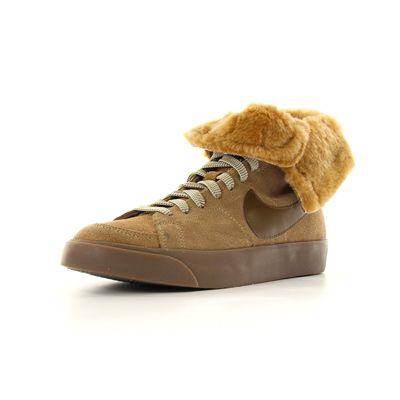 Nike Blazer high roll lth w