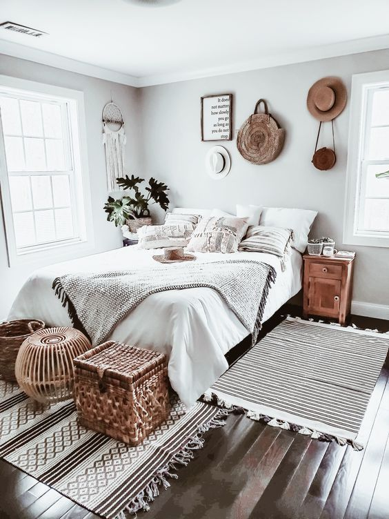 Photo of 25+ Chic Boho Bedroom Decor Ideas that Will Get you Excited about Decorating