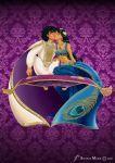Designer Fairytale: JASMINE + ALADDIN by MissMikopete