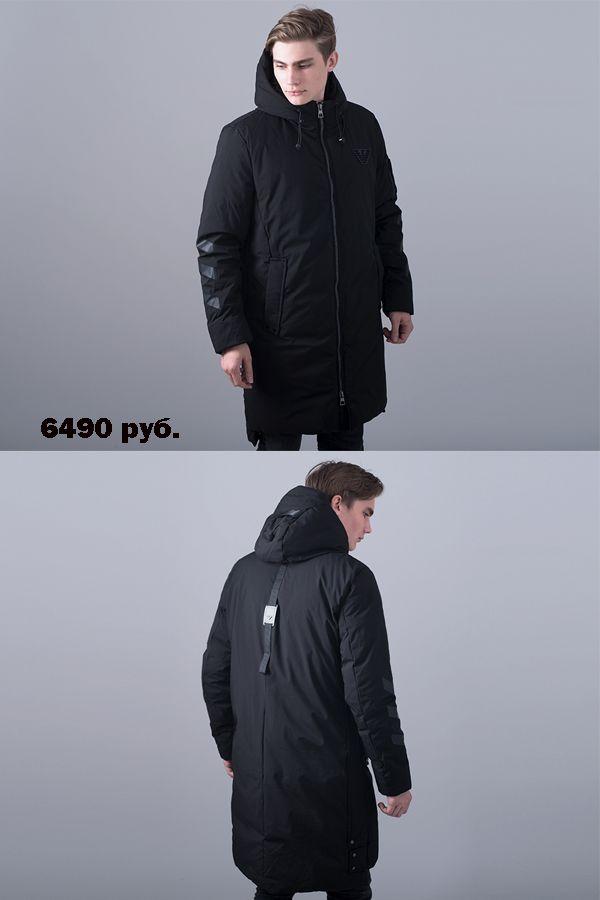 07f6ba37 Зимняя куртка Armani! Длинная парка с наполнителем синтепон. Куртка  замечательно садится по фигуре. Данная модель подходит для н…