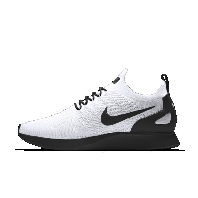 Nike Air Zoom Mariah Flyknit Racer Id Women S Shoe Sneakers Fashion Nike Air Flyknit Womens Running Shoes