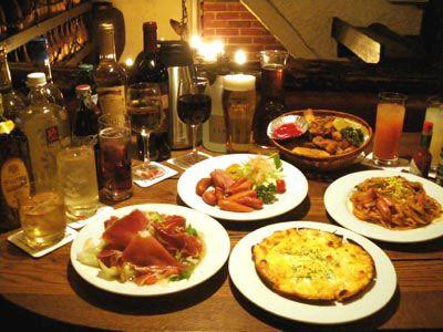 新宿・どん底 1951年創業 新宿の老舗居酒屋 | Favorite Shops | Table ...