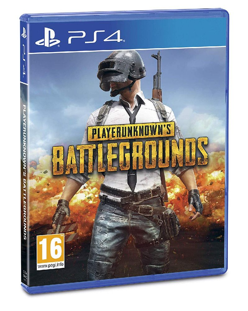 Player Unknown S Battleground Ps4 Pal Version New And Sealed Ps4