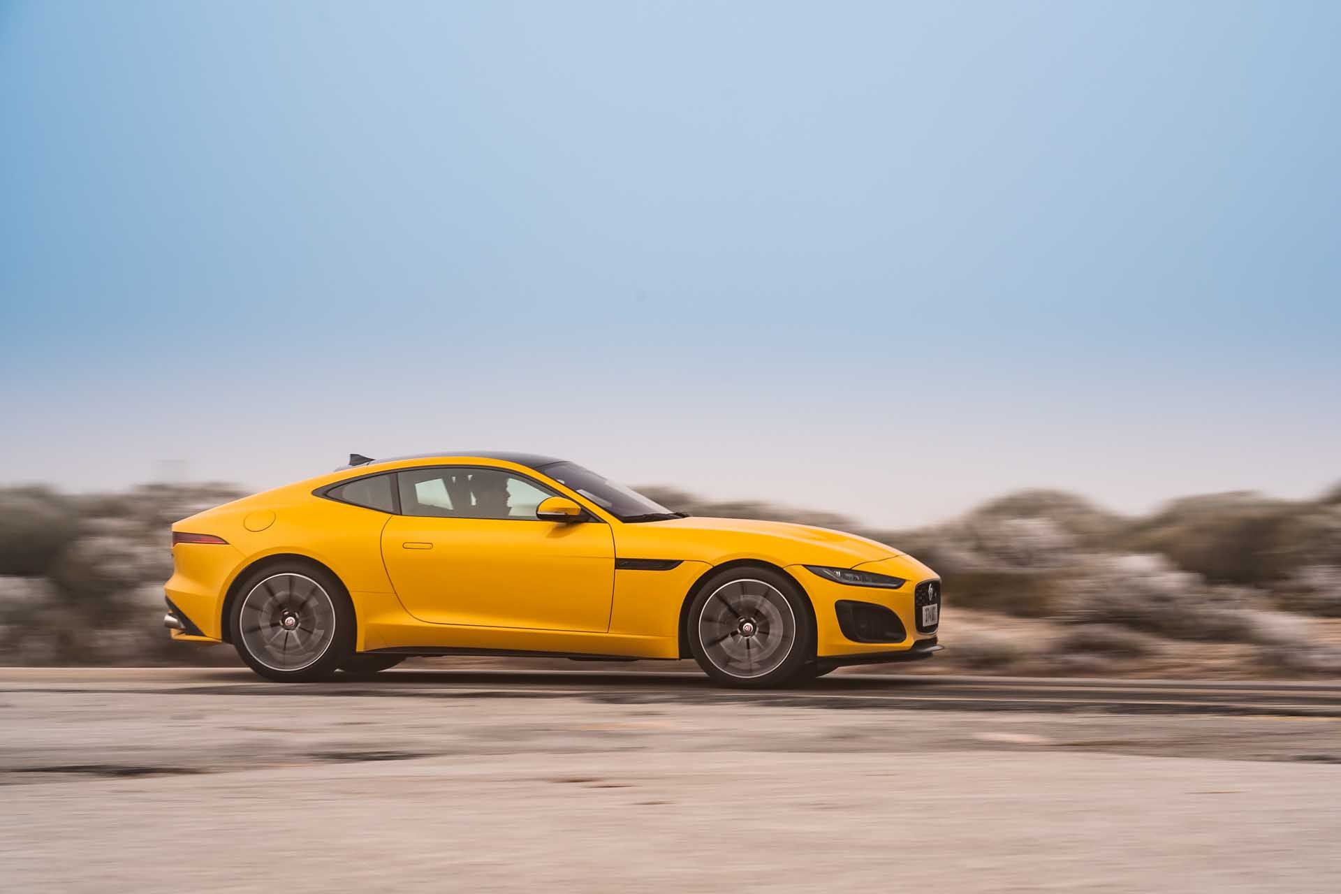 2021 Jaguar F Type First Drive Review All The Feels In 2020 Jaguar F Type First Drive Jaguar