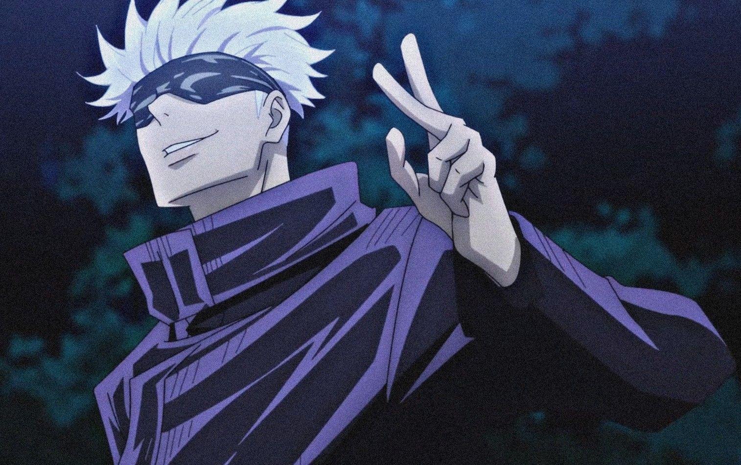 Gojou Satoru Jujutsu Albedo Fictional Characters