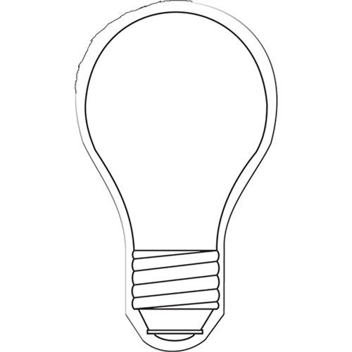 Free Coloring Pages Of A Light Bulb Light Bulb Art Light Bulb