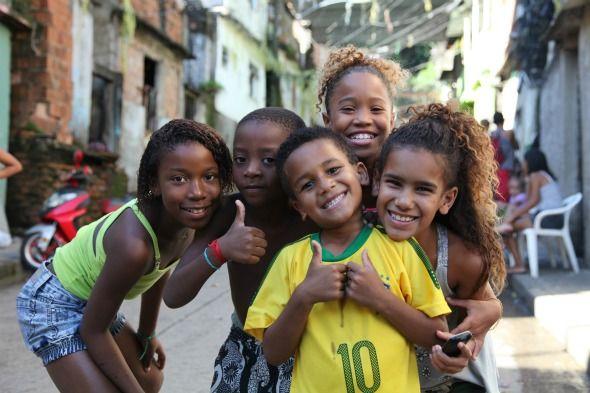 brasil firsttime