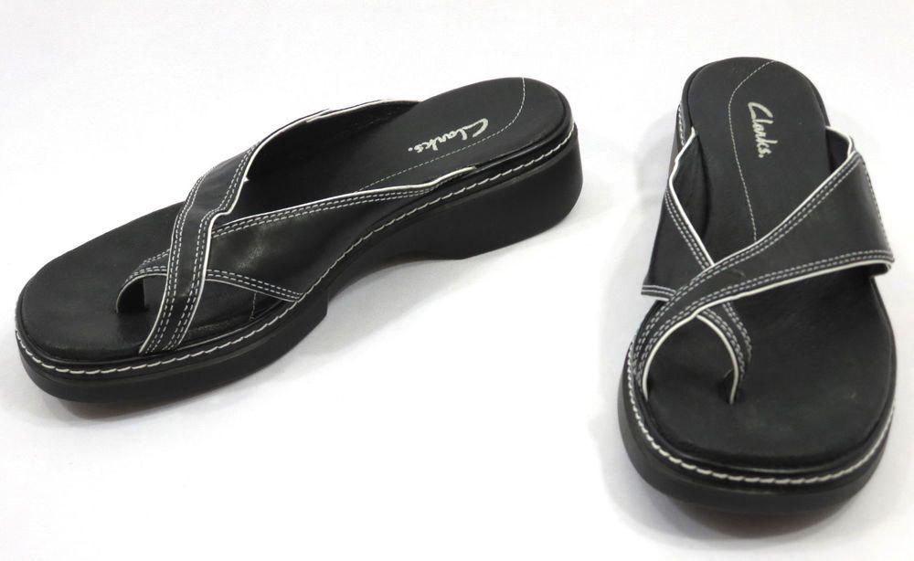 Toe loop sandals, Womens sandals, Wedge