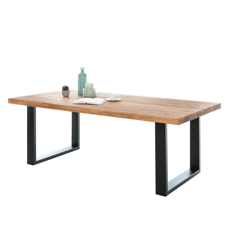 Home24 Esstisch Loxton Esszimmertisch Esstisch Holz Massiv Und