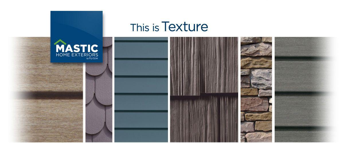 This Is Texture Vinyl Siding Exterior Cladding Stone
