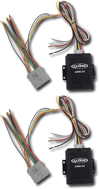 wire harnesses axxess gmrc 02 interface harness for select 2000 rh pinterest com