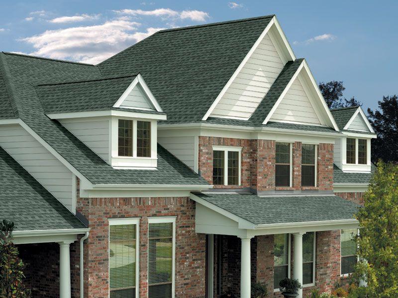 Best Slate Gaf Timberline Roof Shingles Home 400 x 300