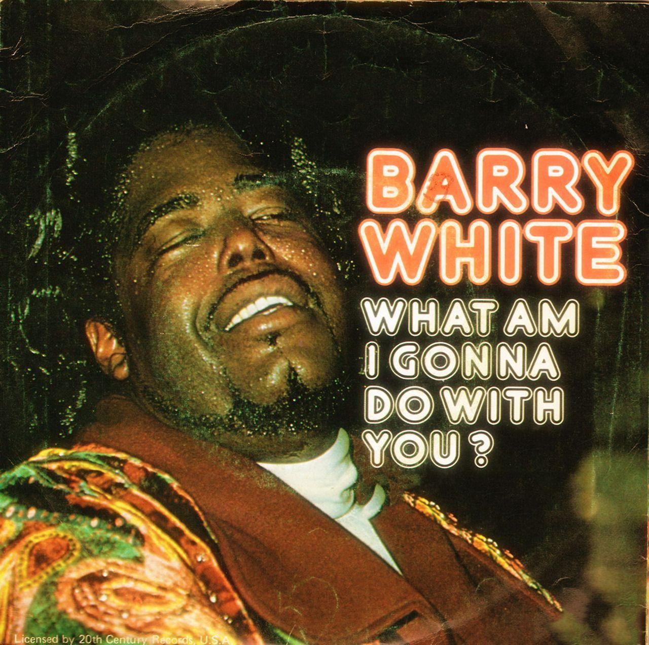 Barry White Black Music Soul Music Rhythm And Blues