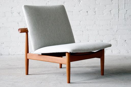 Finn Juhl #137 Japan France & Søn Teak Easy Chair - Click for more images