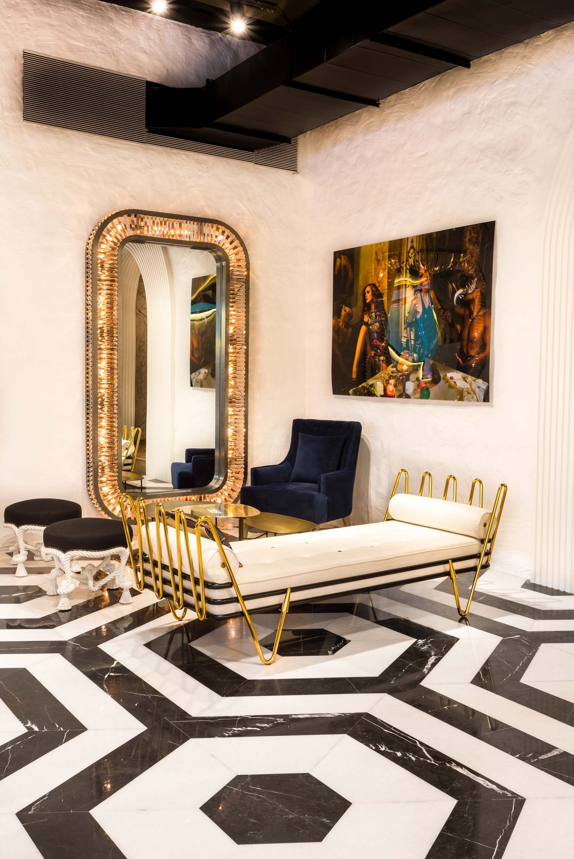 The Studio Gauri Khan Designs Cores