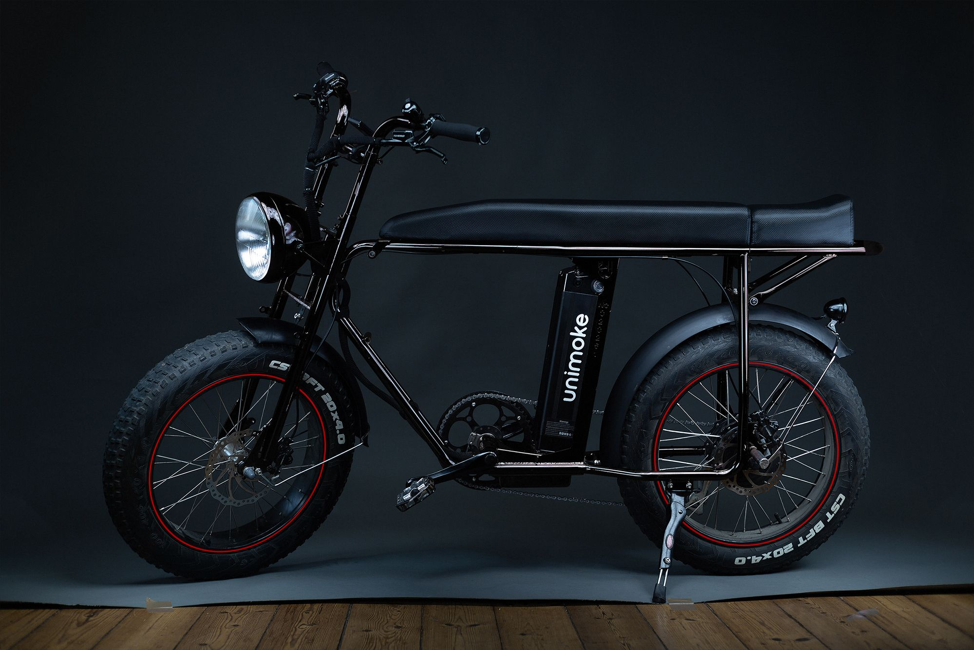 Limited Edition Velo Electrique Velo