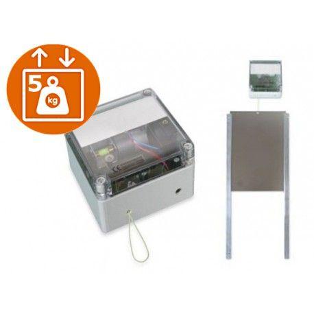 Bodyguard le kit porte automatique solaire pour poulailler projet poulailler poulailler - Porte automatique poulailler ...