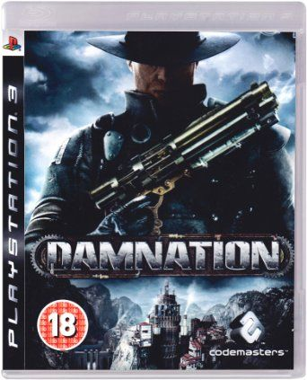 Amazon.com: Damnation - Playstation 3: Video Games