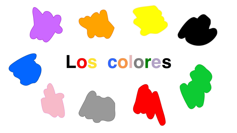 I M Bilingual Spanish Vocabulary For Kids Lesson 1 Colors Los Colores Spanish Vocabulary Lessons For Kids Spanish Travel Vocabulary [ 1687 x 3000 Pixel ]