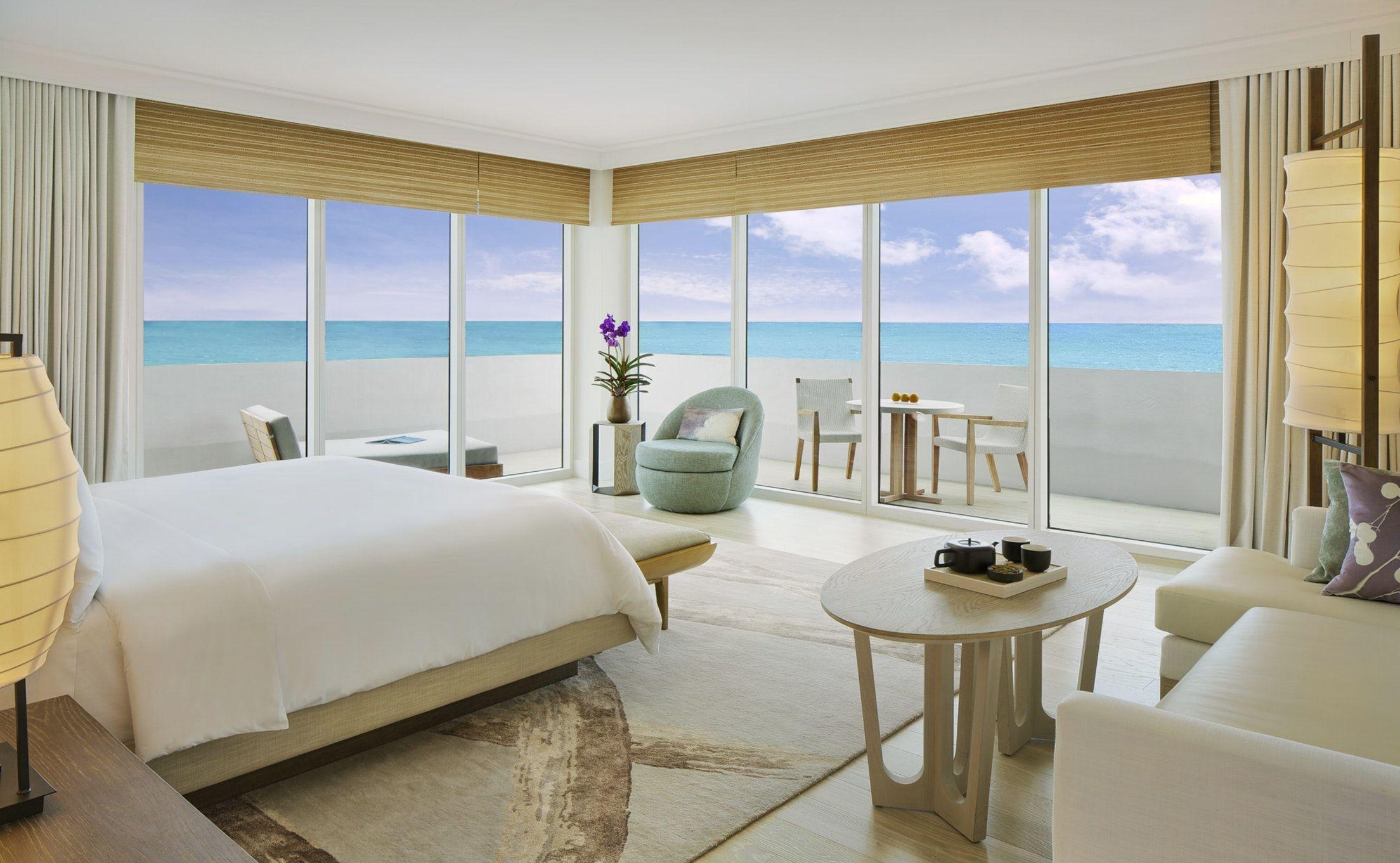 Book the Nobu Zen Suite + Nobu Ocean View Queen at Nobu