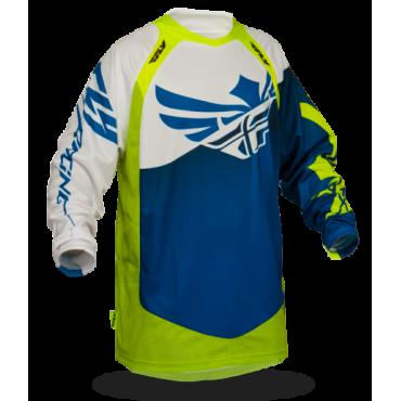 Fly Racing 2014 Evolution Clean BMX Jersey | BMX Race Gear